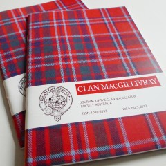 MacGillivray Clan Journal