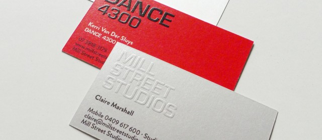 Mill Street Studios Brand Development
