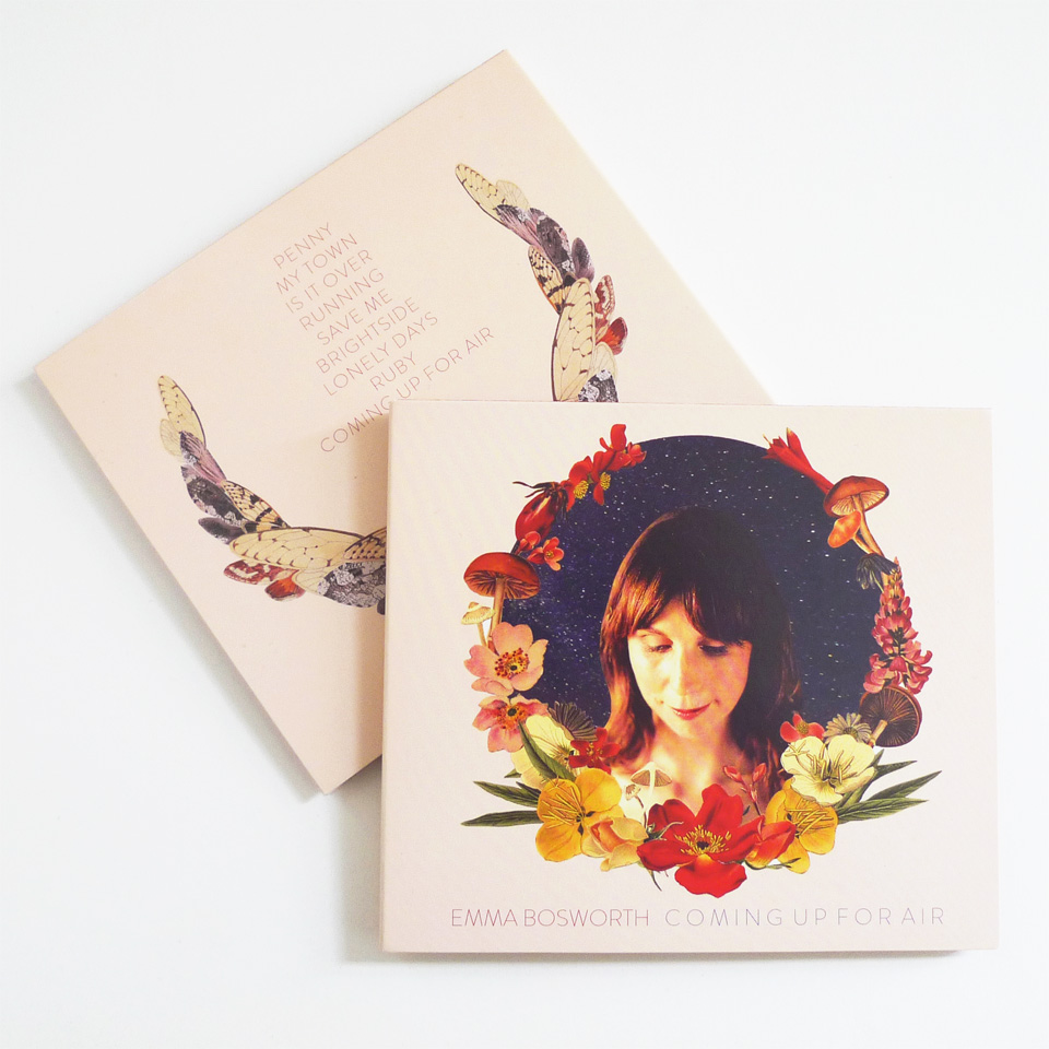 Emma Bosworth Album Design